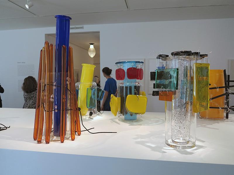 Glasausstellung in Venedig