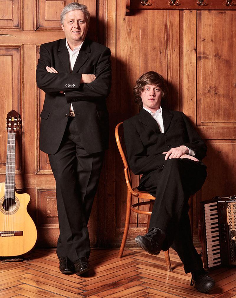 Anton und Philipp Lingg