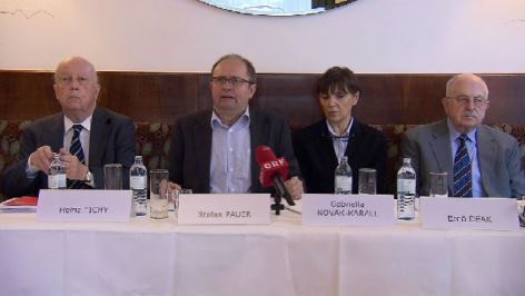 ARGE Volksgruppen Pressekonferrenz | Volksgruppen vor der Nationalratswahl