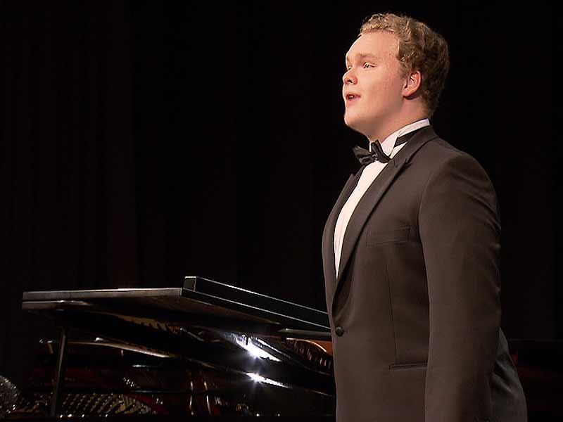 Konzert klassische Musik Brahms Wettbewerb Geige