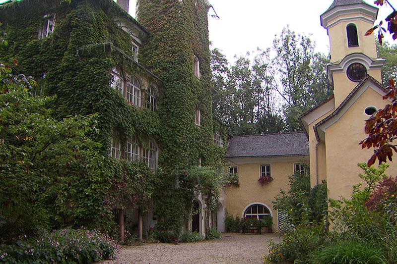 Schloss Haunsperg in Oberalm