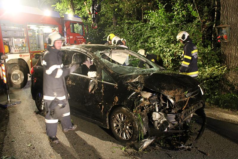 Unfall in Leibnitz