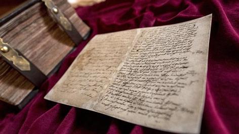 350 éves prédikációs szöveg