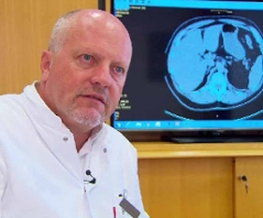 Leiter der Chirurgie an der Universitätsklinik Innsbruck