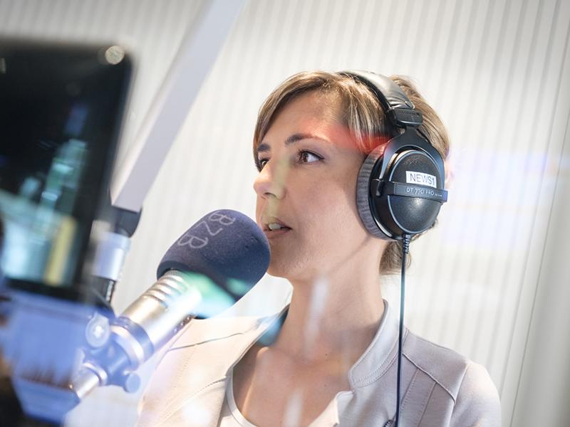 Radio Journale Moderation
