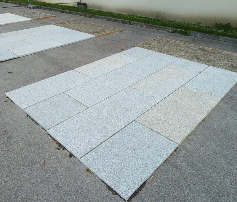 Neugestaltung Residenzplatz Pflasterung nun fix