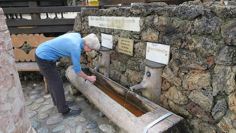 Sauerbrunn-Quelle