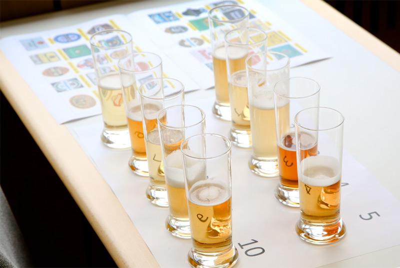 5. Biersommelier-Weltmeisterschaft 2017 in München