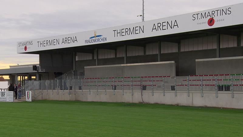 Fußball Arena Frauenkirchen