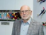 """Gustav Zankl mit Bildobjekten der """"concrete art"""""""