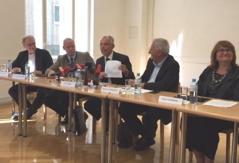 VG Konferenz zu Wahlen am 15. Oktober