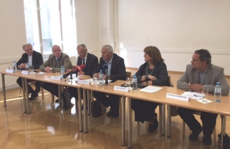 Volksgruppenkonferenz zu Wahlen