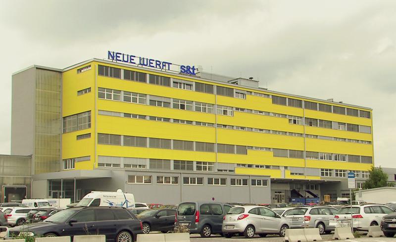 Start-Up: Neue Werft am Linzer Hafen
