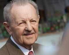 Milouš Jakeš, bývalý generální tajemník ÚV KSČ