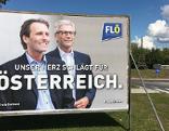 FLÖ-Wahlplakat in Mattersburg