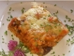 Bio-Kohlrabi-Lasagne mit Bio-Käferbohnen