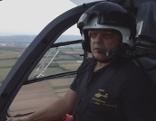 Günter Grassinger als Pilot