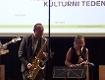 Koroški kulturni teden Borovlje odprtje glasbeniki Glasena šola učenci Miha Vavti