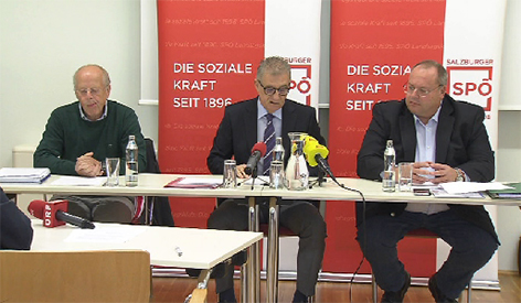 SPÖ kritisiert Gesundheitspolitik wegen Spital Mittersill