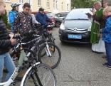 Helige Messe Fahrrad