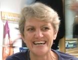 Chorleiterin Brigitte Lehr