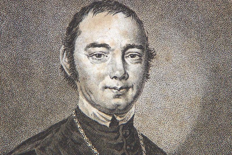 Albert Nagnzaun, Abt von St. Peter