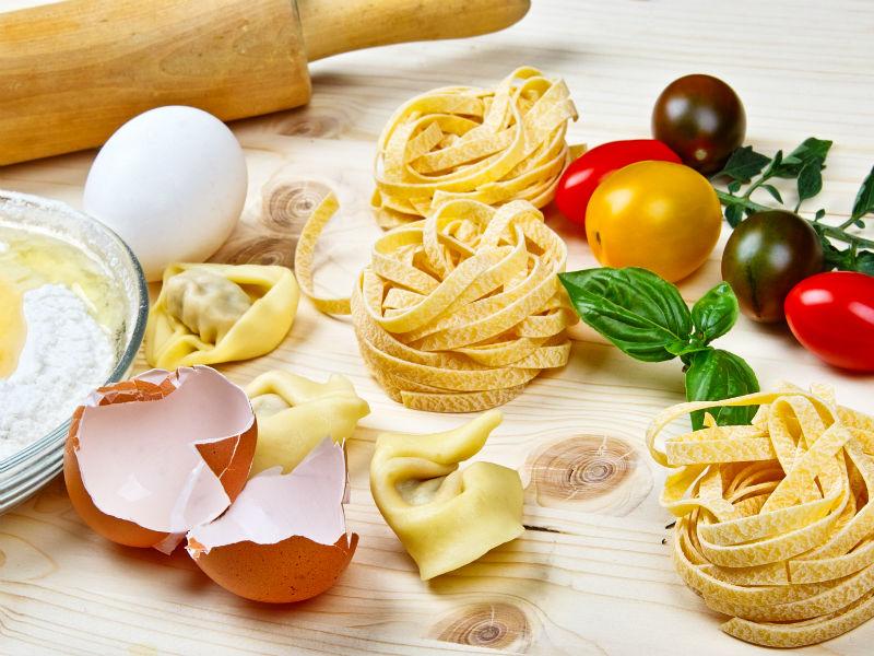 Pasta/Nudeln selber machen
