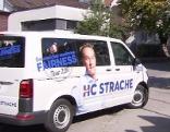 Wahlkampf Strache