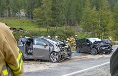 Unfall Längenfeld