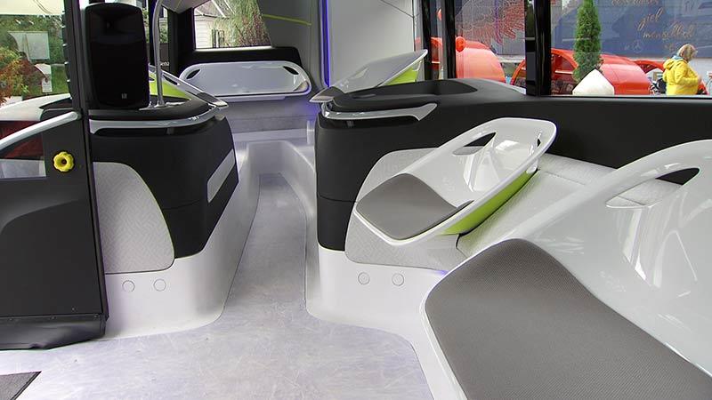 Autonomes Fahren Pörtschach Bus Selbstfahrer Roboter