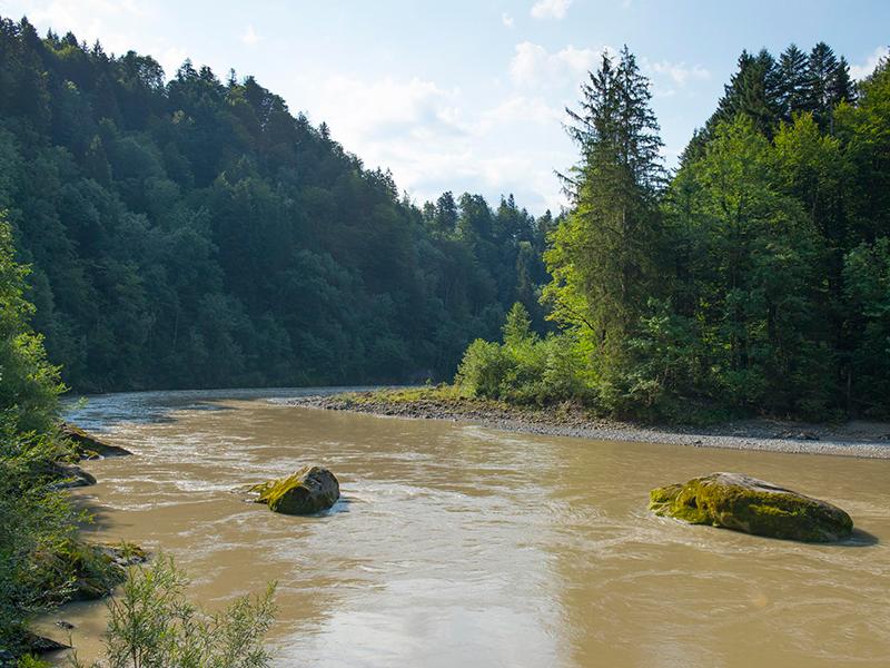 9 Plätze 9 Schätze 25.9. Naturtal Bregenzerach
