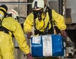 Giftige Chemikalie in Linz