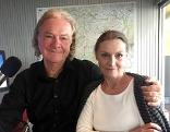 Peter Hofbauer und Monika Brass