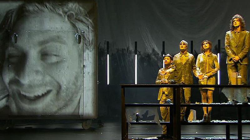 """Schwabs """"Faust"""" Schauspielhaus"""