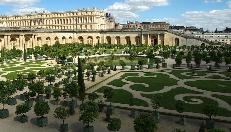 Schloss Versailles mit Garten, Paris