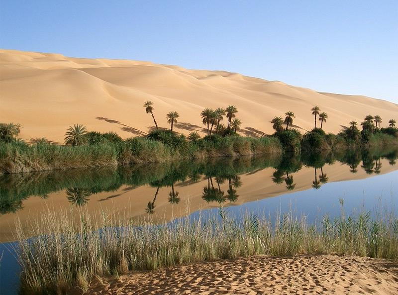 Wüste, Libyen