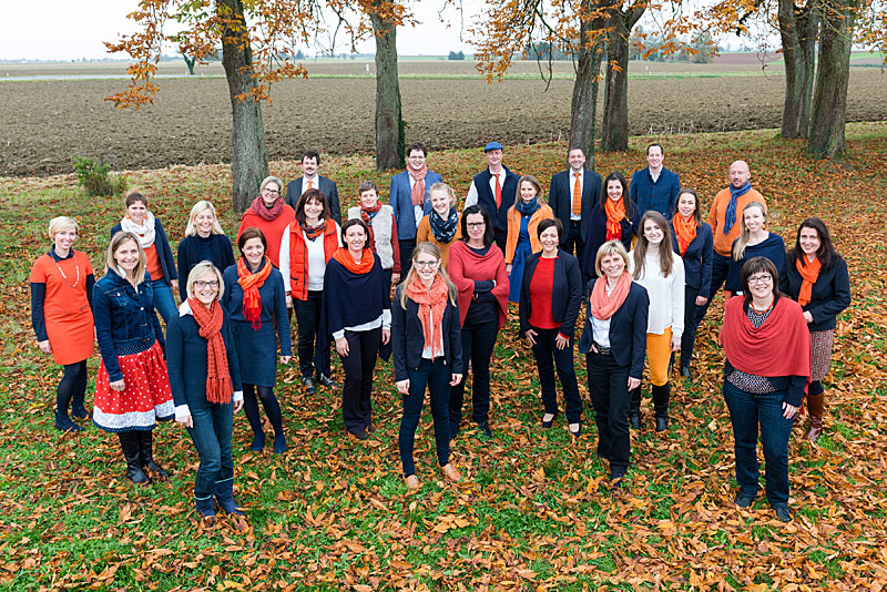 """Chor """"The Message"""" aus Bad Wimsbach/Neydharting"""