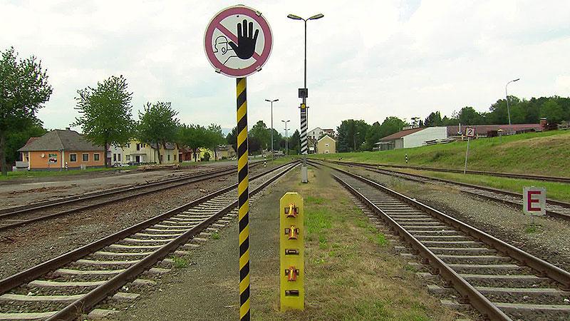 Test führerlose Züge Friedberg