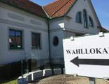 Wahllokal Bocksdorf