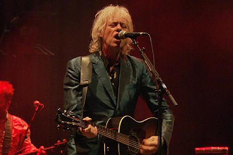 Bob Geldof Konzert