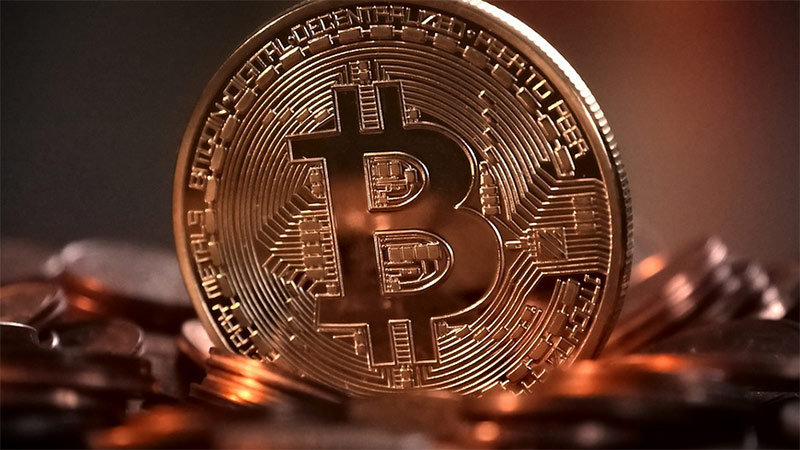 Bitcoin Sujetbild