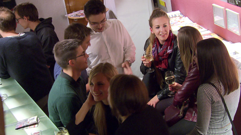 HAK semestar opening party