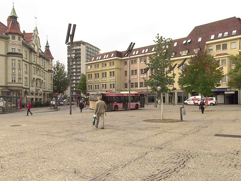 Heiligengeistplatz Unterschriftenliste Anrainer Proteste