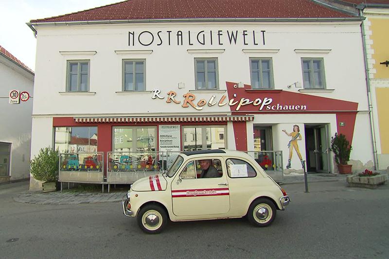 Lange Nacht der Museen Nostalgiewelt Eggenburg