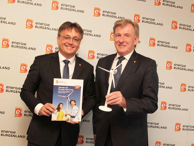 Fünft Jahre Energie Burgenland Gerbavsits und Ecker