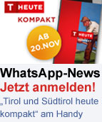 Tirol und Südtirol heute Kompakt