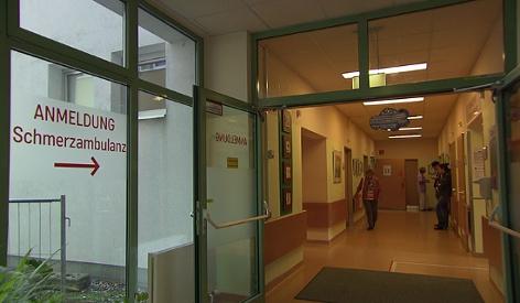 Schmerzambulanz Schmerzzentrum ZISOP Klinikum Klagenfurt Jubiläum Likar