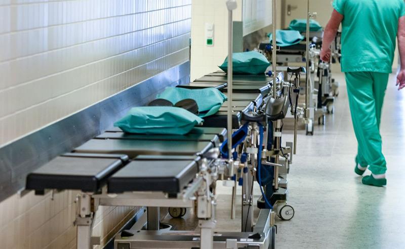 Krankenhaus, OP