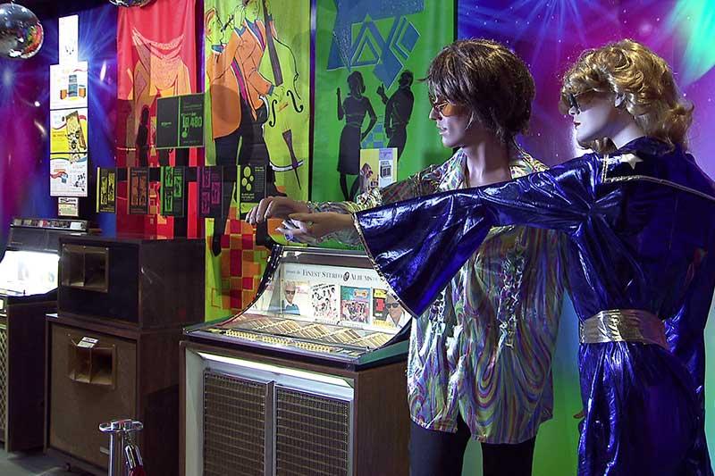 Jukebox und Flipper Museum