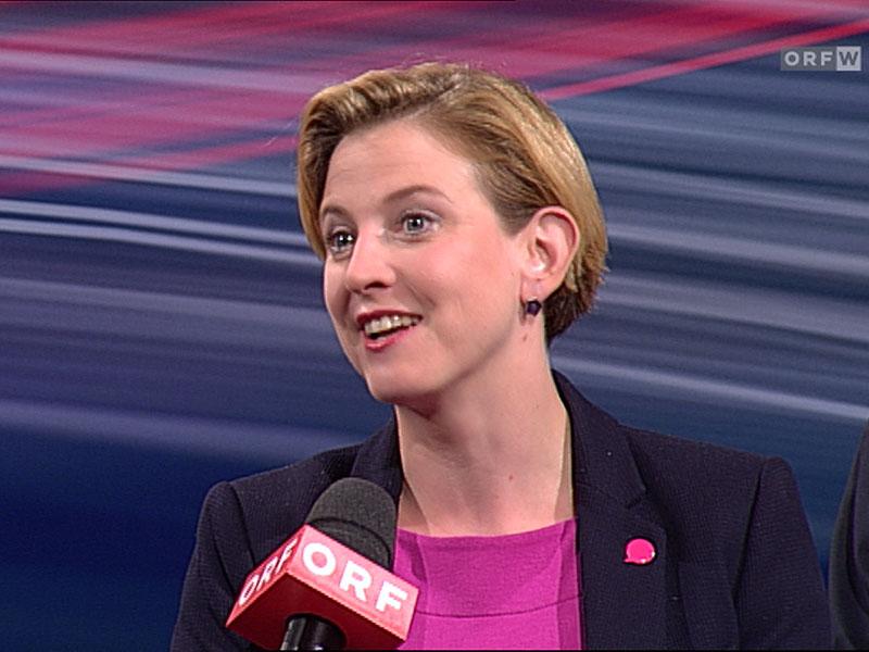 Beate Meinl-Reisinger, NEOS-Landesspitzenkandidatin